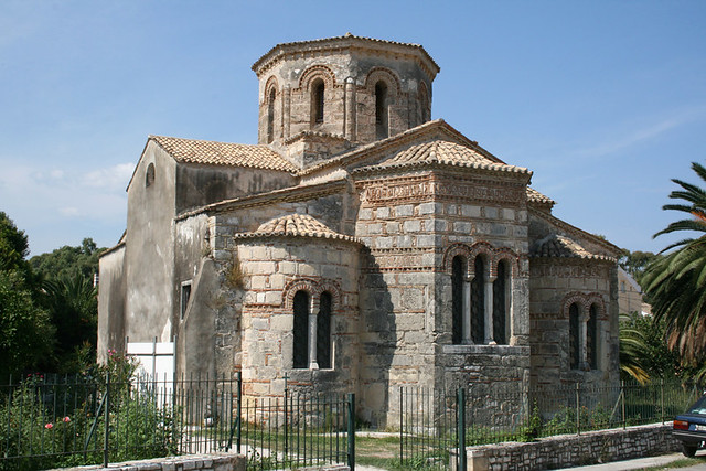 12th c byzantine church of st jason and st sosipater for Architecture byzantine