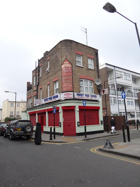 Former Britania Pub