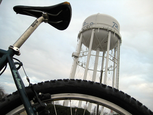 Richardson Water Tower