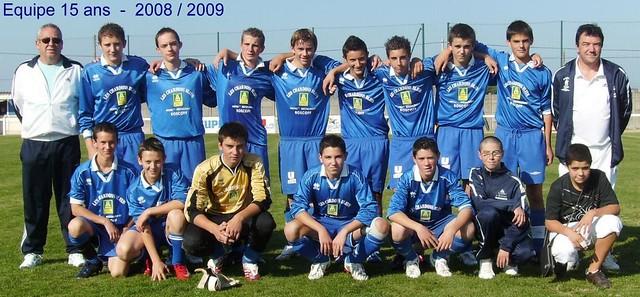 Roscoff - Paotred Rosko - 15 ans - 2008 / 2009.
