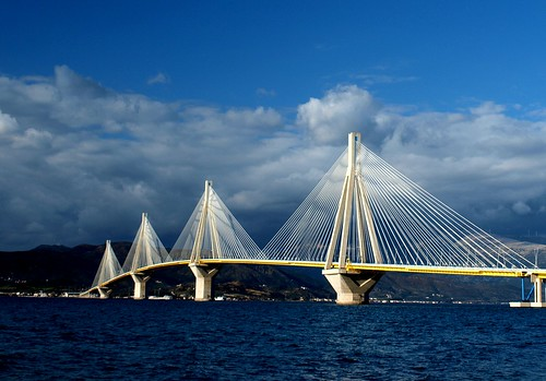 Rio - Antirio Bridge /  Again !