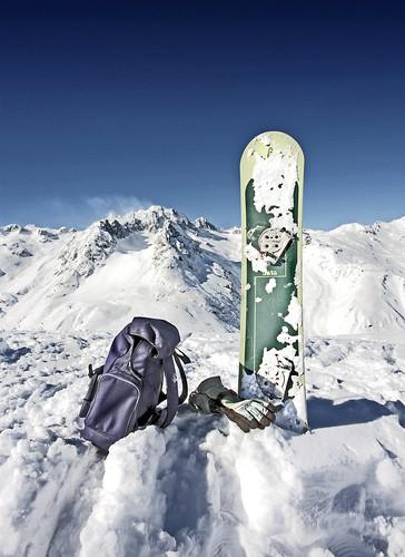 Snowboarders Gear