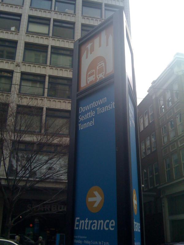 Downtown Seattle Transit Tunnel