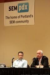 Doug Hay answering a question   SEM PR panel   sempd…