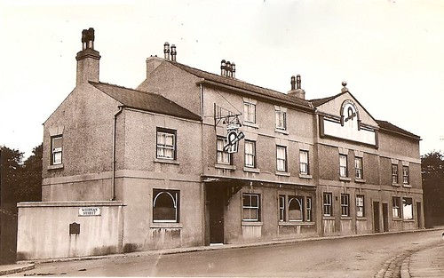 Woodman Inn, Halton, Leeds, West Yorkshire - c1935