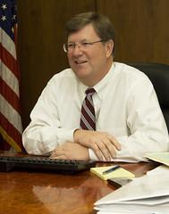 "Robert ""Rob"" Strain, Goddard Center Director"
