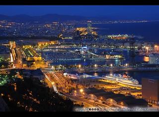 Barcelona - Blue Hour