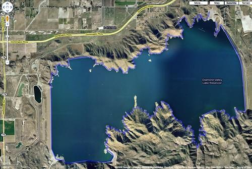 Jake 39 s adventures diamond valley lake redux for Diamond valley lake fishing