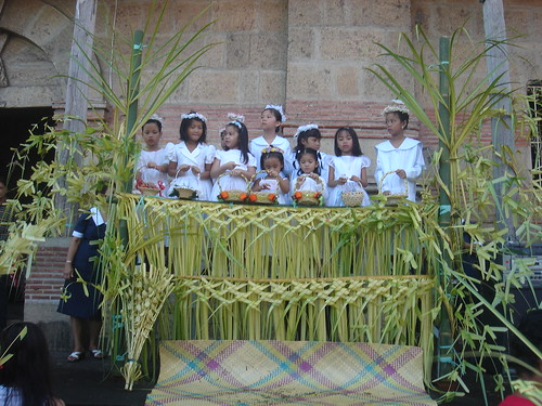 Pakil, Laguna Palm Sunday 2009