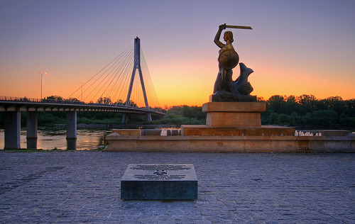 Warsaw's Mermaid