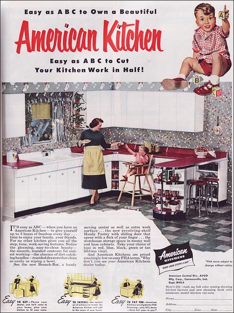 1950 S Kitchens Photos