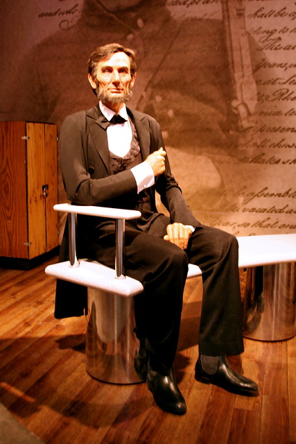 Abraham Lincoln Flickr Photo Sharing