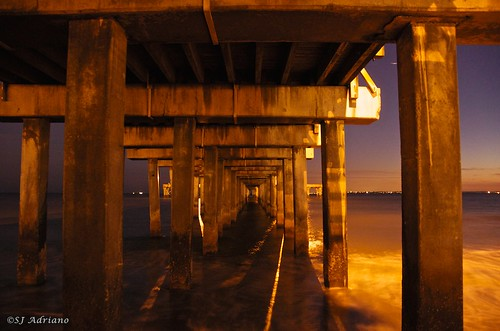Under The Coney Pier