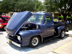 1954 Ford F-100 Right