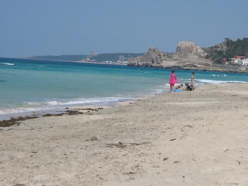 Lido Conchiglie: la spiaggia