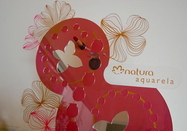 Display Natura Aquarela