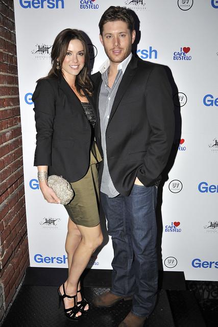 Danneel Harris & Jensen Ackles