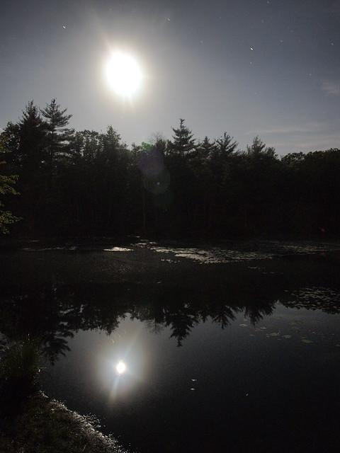 Dark Water Rhode Island Telepheric