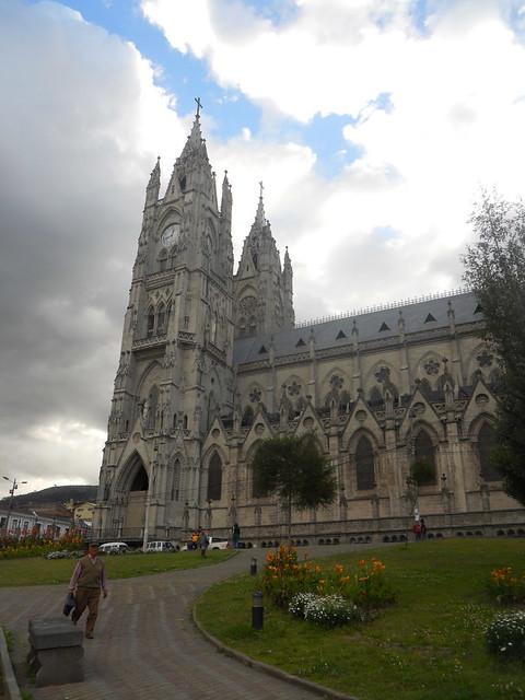 Quito Old Town Walking Tour