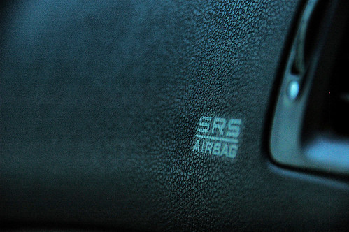 front and side airbags