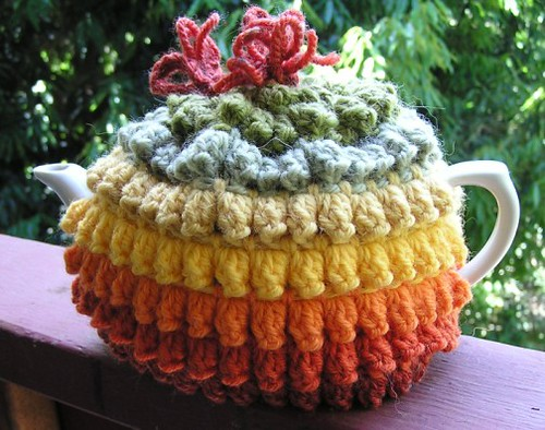 Free Crocheted Tea Cozy Patterns - Squidoo : Welcome to Squidoo