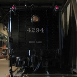 Southern Pacific No. 4294 Cab Forward 1944 4-8-8-2 10