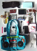 What's in my bag? by Hippy of Doom