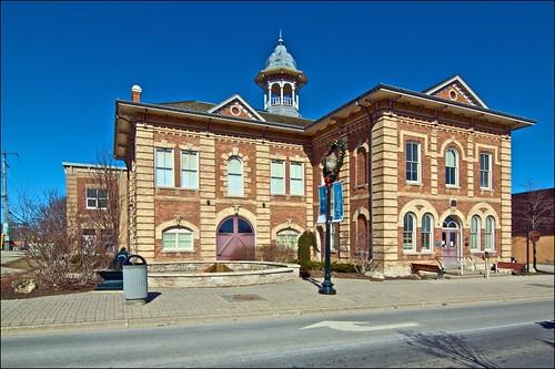 New Orangeville Booklet Promotes Heritage Buildingsorangeville town