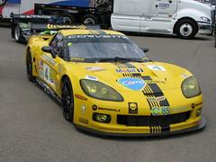 2008 Acura Sports Car Challenge