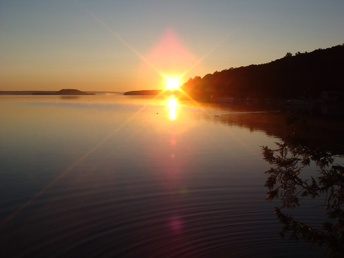 sunrise manitoulin changeeverything lakemindemoya
