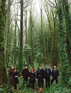 The Decemberists - Photo by Autumn de Wilde