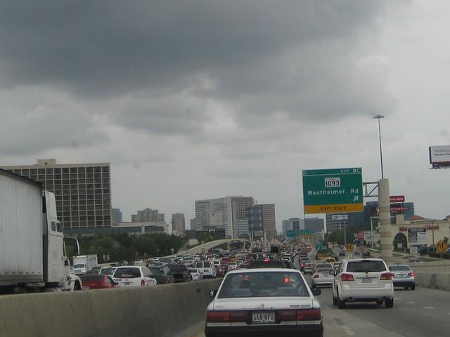 Houston Traffic rusher