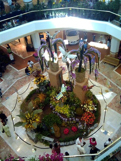 Garden Show Centerpiece