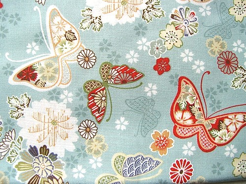 Kawaii Cute Japanese Cotton Fabric / Cut Cloth