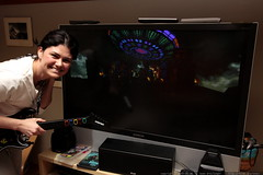 she's ready to beat guitar hero ii   one more song t…