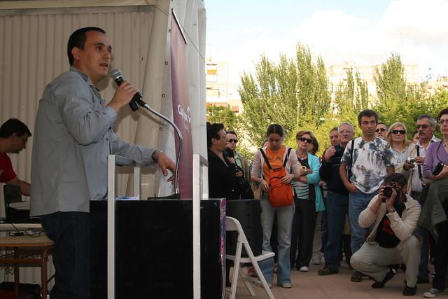 Antonio Abueitha. I fotomaratón de Aluche