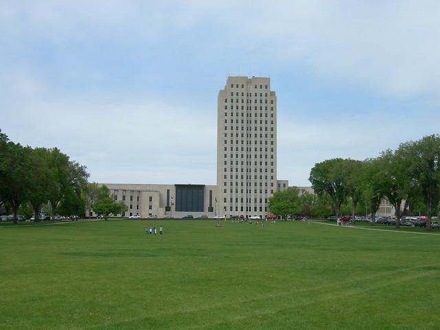 North Dakota State Capitol  Flickr  Photo Sharing