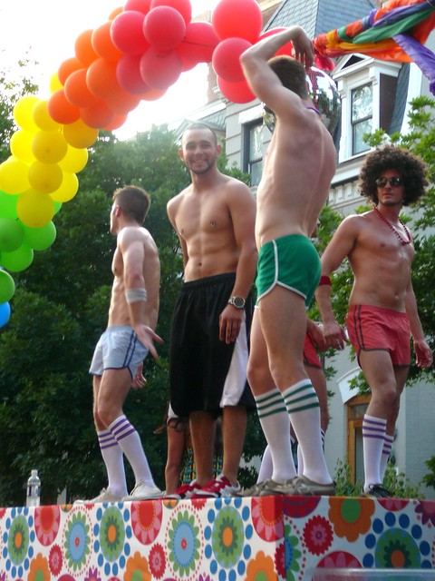 gay pride washington dc 2005
