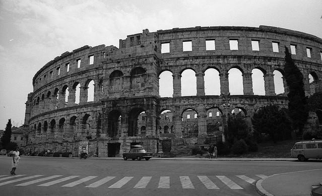 Pula Roman Amphitheatre