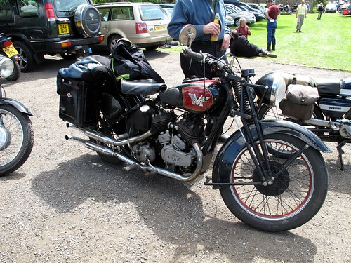 Matchless Model X 1939