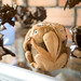 Small photo of Kitschy Carved Coconuts