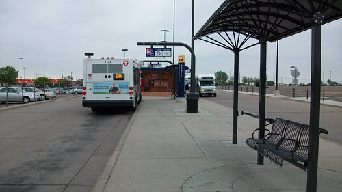 Maplewood Mall Transit Center