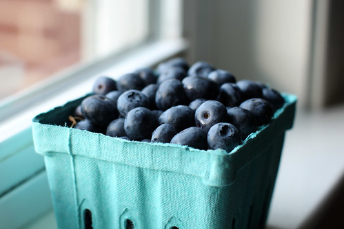USDA Farmer's Market Blueberries