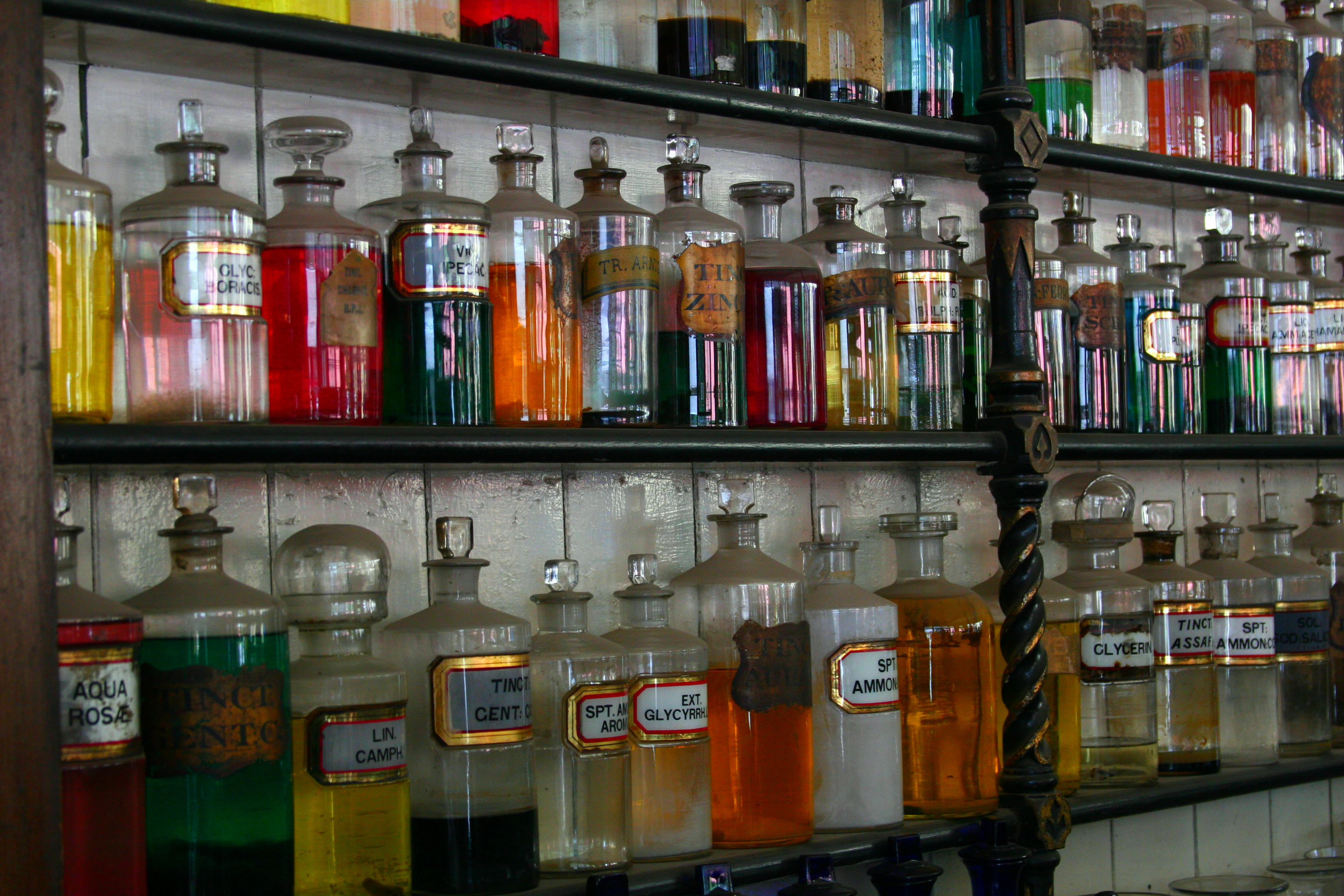 Inside Jekyll's lab