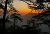 Settimi Point sunrise in Red river gorge, KY