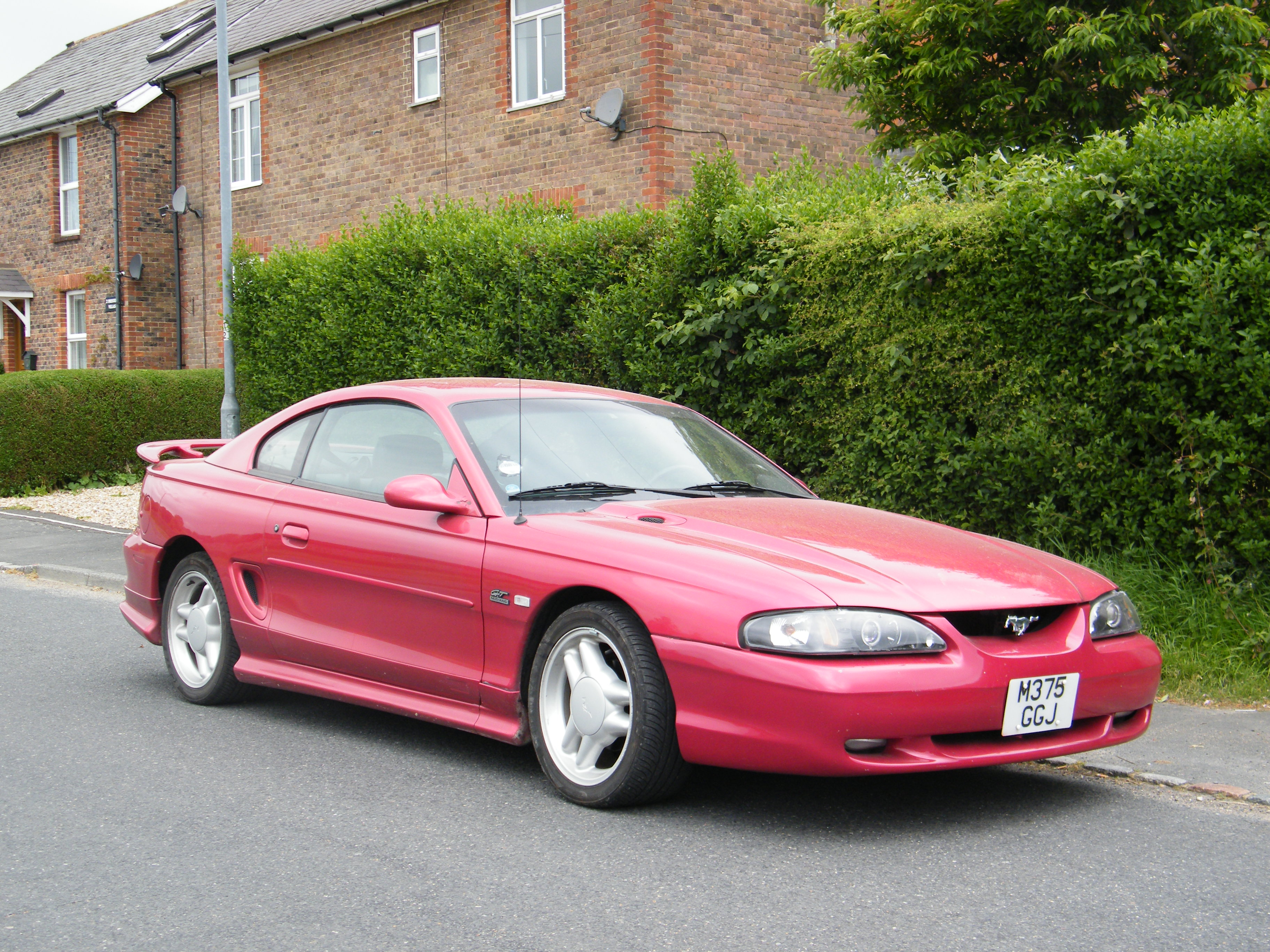 1994 ford mustang gt images pictures and videos. Black Bedroom Furniture Sets. Home Design Ideas