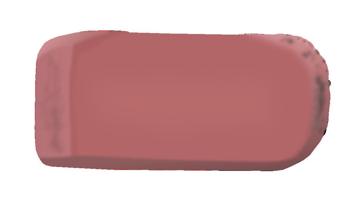 Pink eraser png