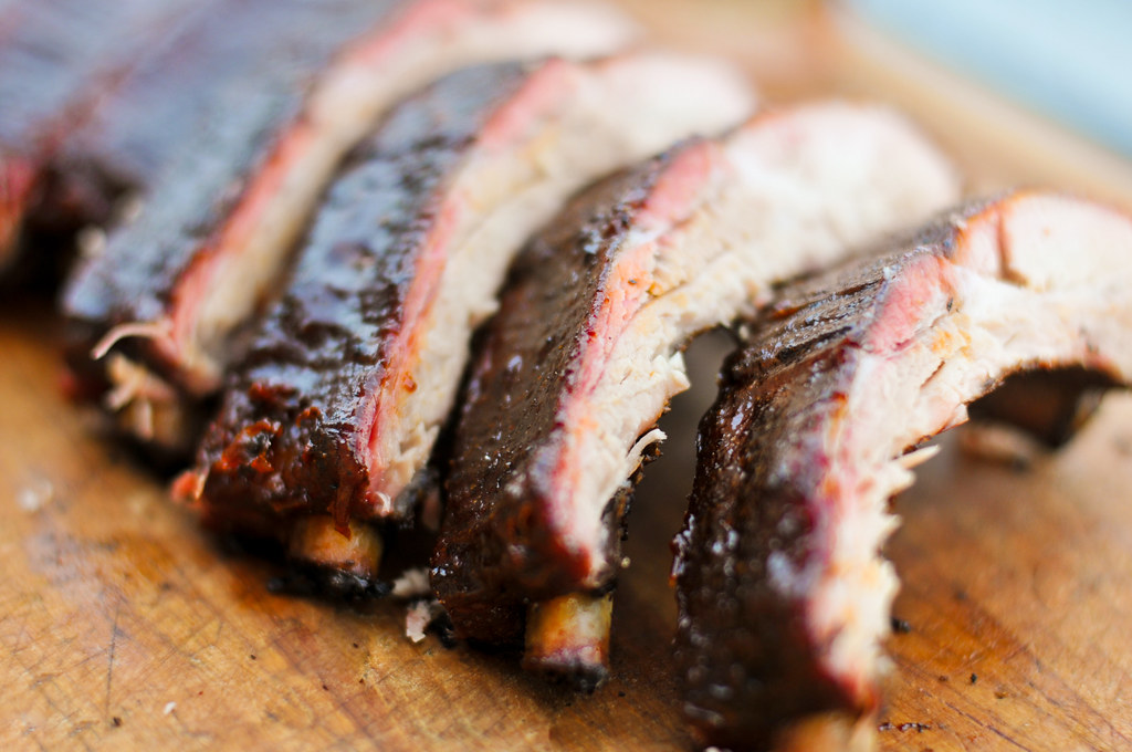 Kansas City-Style Ribs