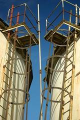 Rusty Ladders