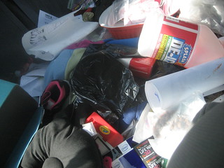 messy car 002